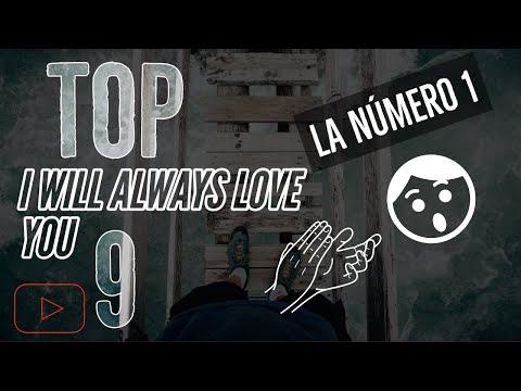 Top 9 de las mejores audiciones / I Will Always Love You - whitney Houston
