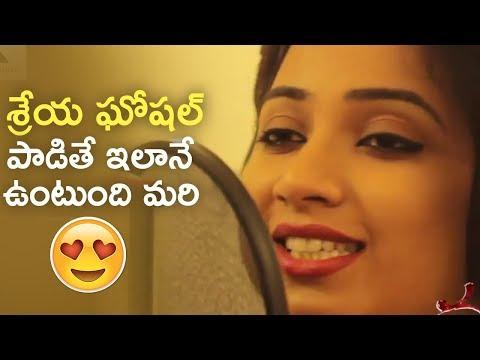 Dalapathi Movie Song Making | Neeku Naaku Madhya Edo Undey | Shreya Ghoshal | TFPC