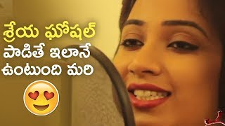 Dalapathi Movie Song Making | Neeku naaku Madhya Edo Undey | Shreya Ghoshal | TFPC