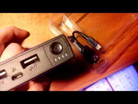 Unboxing Power Bank HIPER RP11000