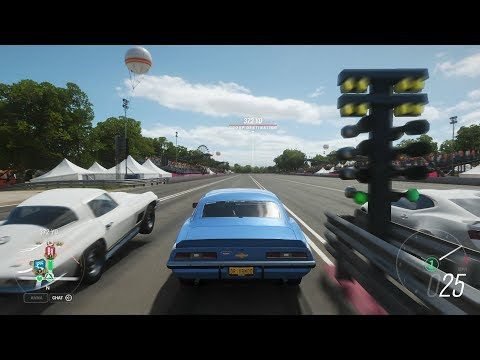 Forza Horizon 4:Drag Strip Action - Procharged SS, 720S, TT Regal, LS7 Nova & More thumbnail