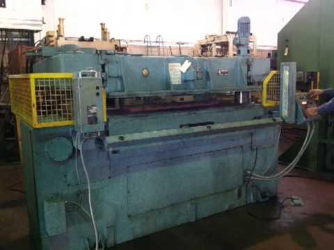 123 Ton Sandt Die Cutting Press stock #24832