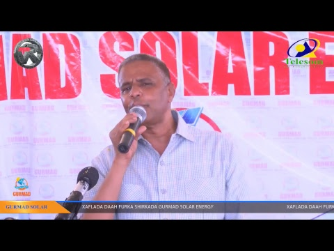 Gurmad solar energy livestream