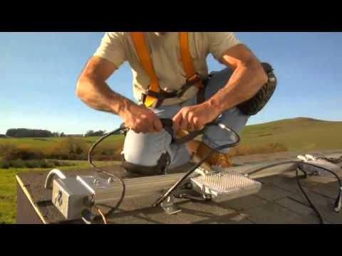 Enphase Micro inverter System Installation YouTube