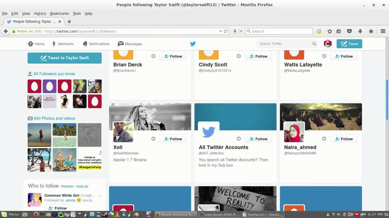 How To Mass Follow Twitter Accounts For Free (no sign up 2016)