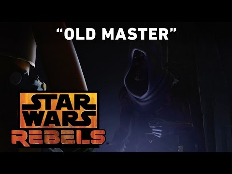 Old Master - Twilight of the Apprentice Preview | Star Wars Rebels