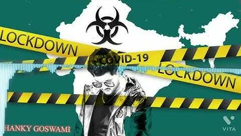 LOCKDOWN--shanky Goswami new Haryanvi song 2020 BY SAINI STUDIO