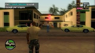 Grand Theft Auto: Vice City Stories PS2 Gameplay HD (PCSX2)