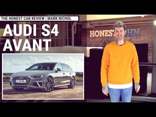 The Honest Car Review | 2020 Audi S4 Avant - unbelievably, it's much better as a diesel.