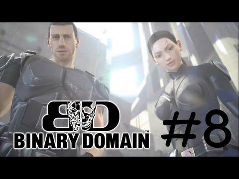 Binary Domain # 8 : กอริลล่าชอบโคโยตี้นะครับ แหม่