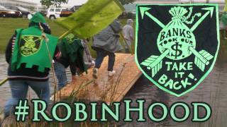 Robin Hoods and Merry Bands...coming to a city near you!