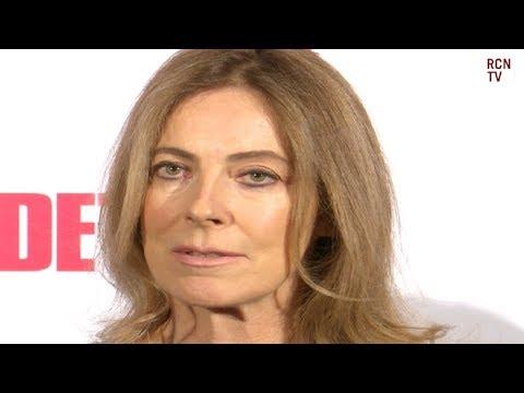 Director Kathryn Bigelow Interview Detroit Premiere
