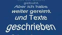 Eminem - Lose Yourself deutsch/german