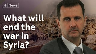 Syria: What will end the war?