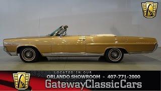 1964 Pontiac Bonneville Gateway Classic Cars Orlando #750