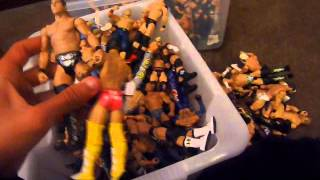 WWE Mattel Collection Video!