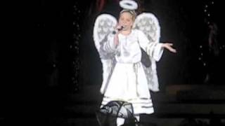 """Angel in the Christmas Play""  Christmas Show"