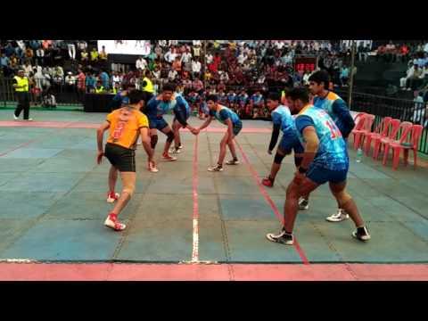 Nerul Rides V/s Kopaekhairne Kings (Semi Final - 2) - Navi Mumbai Kabaddi League (Match no - 19)