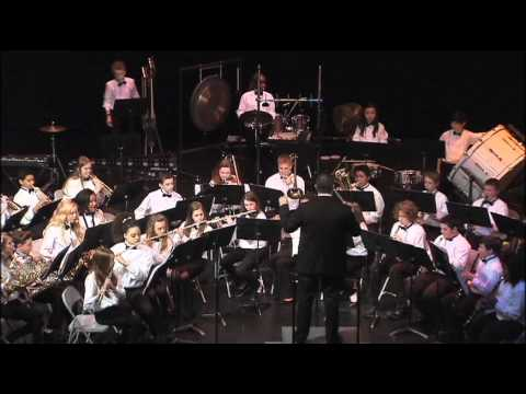 Concert Band The Oregon Trail - YouTube