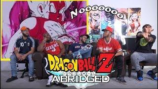 Vegetaaaaaaa DragonBall Z Abridged Episode 27 REACTION/REVIEW TeamFourStar