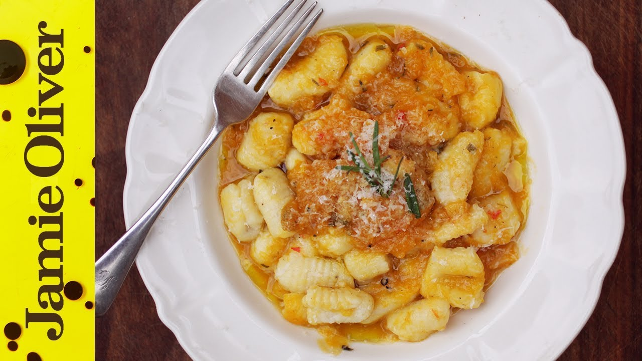 How to make gnocchi gennaro contaldo jamies comfort food youtube forumfinder Image collections