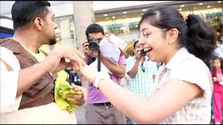 Most Beautiful wedding Proposal by a Malayali guy