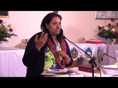 123-Psalms Retreat Malayalam NJ USA By Br Thomas Paul 26 To 31st Dec 2017