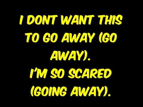 Korn - Its Gonna Go Away - Lyrics