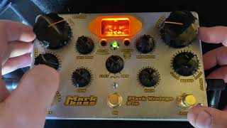 Markbass Vintage Preamp pedal