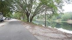 Rodman Campground State Park Palatka, Florida