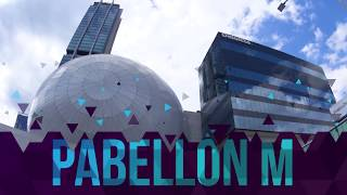 Visitando el centro comercial Pabellón M Monterrey - Centro de Acopio Pabellón M #FuerzaMéxico