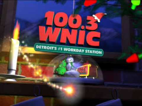100.3 WNIC Christmas Music Now Playing, 2005