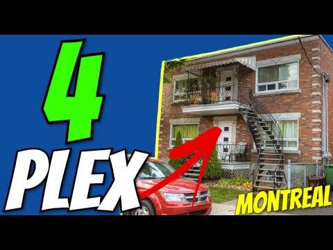 Montreal, Quebec 4-Plex Investment Opportunity Analysis   Deal Destruction Ep. 16