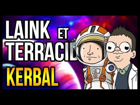 ON VA DANS L'ESPACE !!! (Kerbal Space Program)