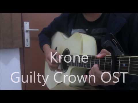 (Guilty Crown OST) Krone - Hafidz Naufal (Eddie Van Der Meer Cover)