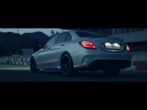 Mercedes AMG C63 with an Akrapovič Exhaust System
