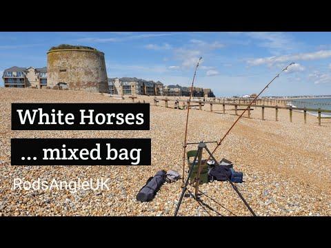 WHITE HORSES (Pevensey Bay) ...MIXED BAG