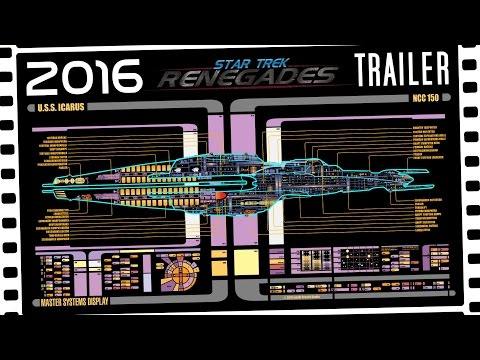 Star Trek RENEGADES Trailer 2016