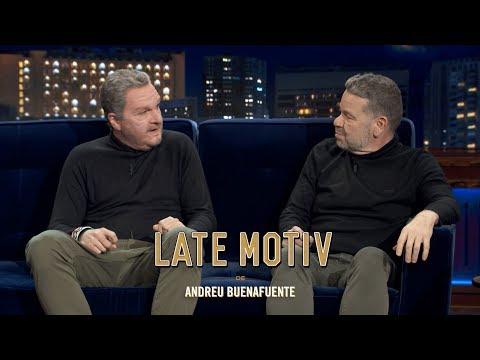 "LATE MOTIV -  Alberto Chicote ""PimPam Trucu Trucu""  LateMotiv465"