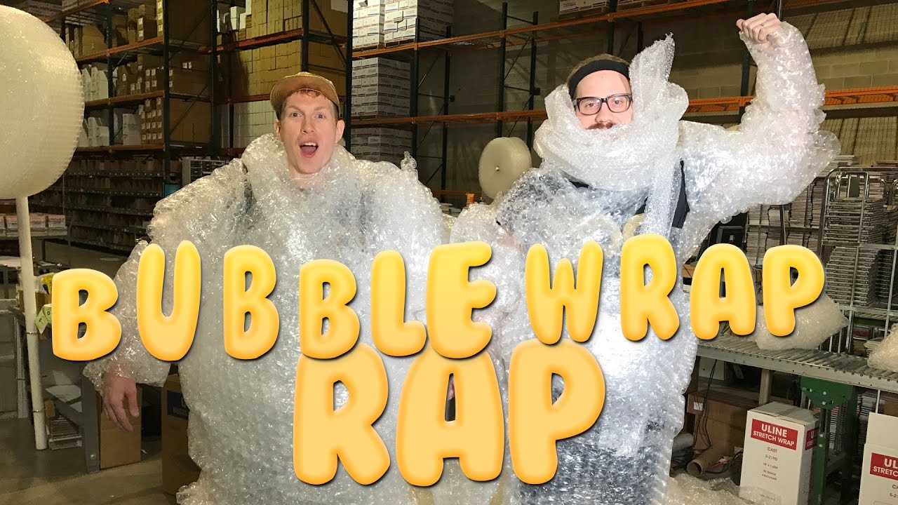 Koo Koo Kanga Roo - Bubble Wrap Rap (Music Video) image