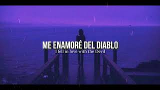 I Fell In Love With The Devil • Avril Lavigne | Letra en Español / Inglés