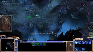 StarCraft II: Wings of Liberty Campaign Mission 10 - Whispers of Doom