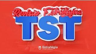 Revisão de Véspera TST - TJAA, AJAA e AJAJ | Ao vivo