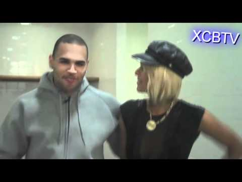 Chris Brown sexin' Keri Hlson