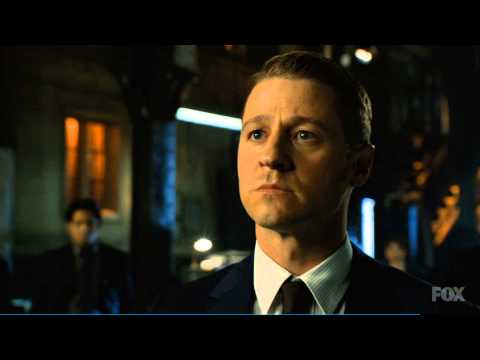 Gotham - Detective Gordon Stands Up to Flass