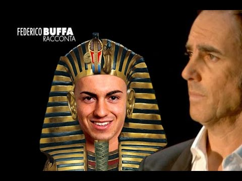 """BUFFA RACCONTA """"La Maledizione del Faraone El Shaarawy"""""""