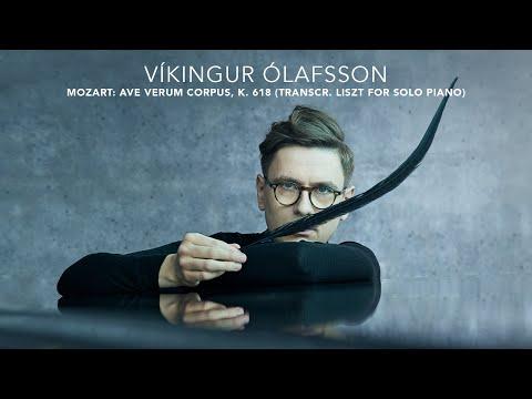 Víkingur Ólafsson – Mozart: Ave verum corpus, K. 618 (Transcr. Liszt for Solo Piano)