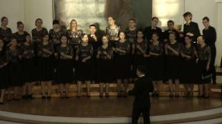 mgimo proxenos choir goodnight sweetheart