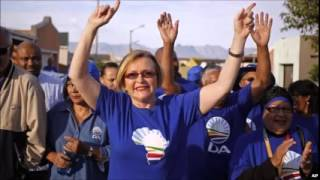 South Africa opposition leader Helen Zille steps down