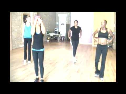 """Xavia Fox Talks"" ~ FUN Fitness (Alternatives) w/Iris Berry!"
